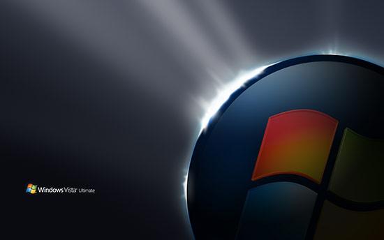 Windows Vista Ultimate wallpaper 2