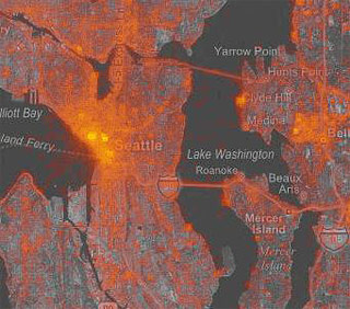 Hotmap at Seattle