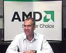AMD webcast with Henri Richard