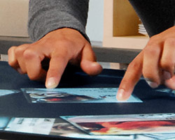 Multitouch - Microsoft Surface