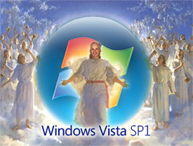 Windows Vista SP1 - second coming
