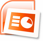 Office 2007 PowerPoint logo