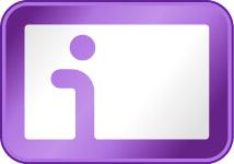 InfoCard icon