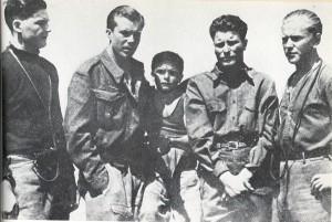 battaglione russi Mihail Almakaiev Tarassov Osvaldo Clo Mihail Kobijasov