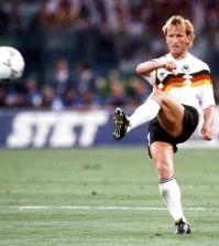 FUSSBALL: WM 1990, FINALE, ARGENTINIEN - DEUTSCHLAND