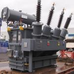 66kV Earthing transformer (short circuit tested)