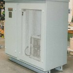 Neutral Earthing transformer 80kVA, 1PH, 50Hz, 11000V/220V (resin cast)