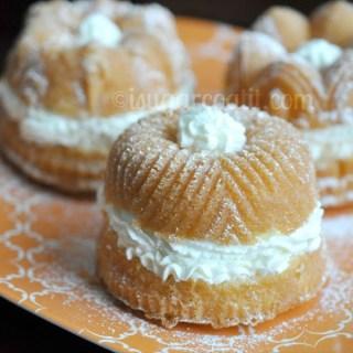 Lemon Myrtle Tea Cake