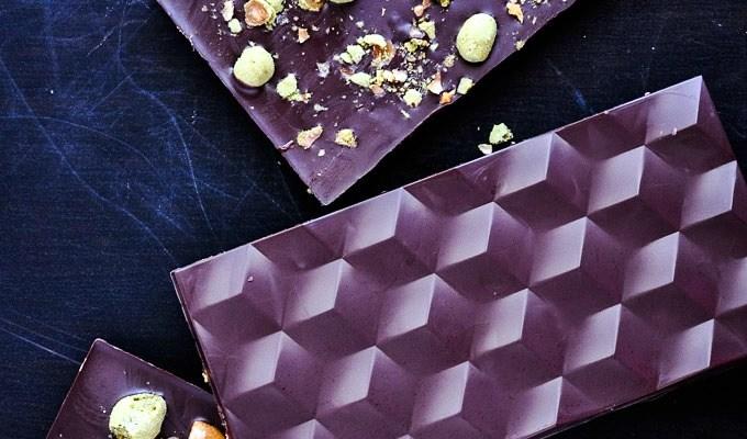 Wasabi Peanut Chocolate Bar