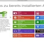 """Sehr praktische Windows-Store-Funktion: """"alle bereits installierten Apps"""""""