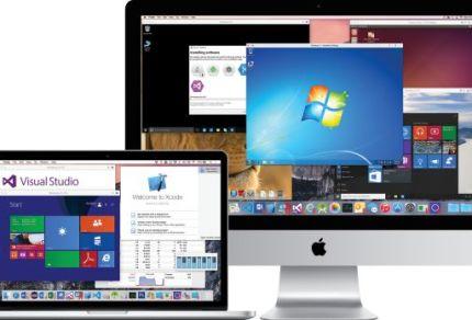 Parallels Desktop auf iMac und MacBook