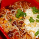 Our Super Bowl Spicy Chili!