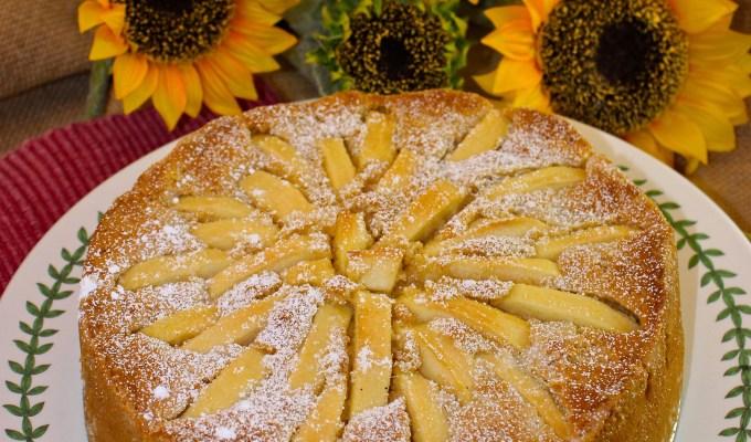 Italian Apple Torta (Torta di Mele)