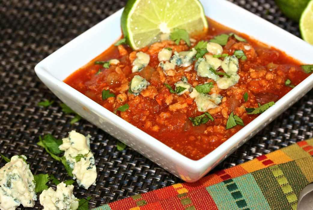 Buffalo Turkey Chili