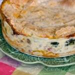 Italian Easter Pie Torta Pasqaulina