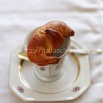 An Italian Croissant Recipe For Breakfast