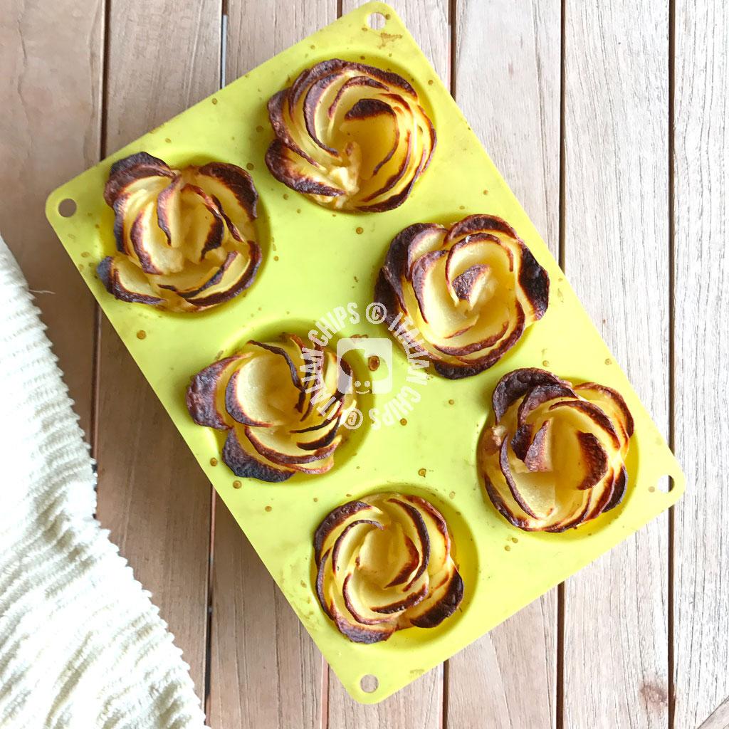 Delicious Potato Roses