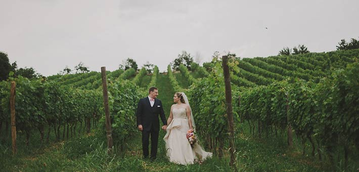 A Wonderful Country Jewish Wedding in Monferrato - Piemonte Countryside