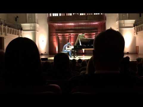 Giovanni Allevi alla Cadogan Hall 2015