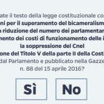 Referendum 4 dicembre: Hai ricevuto la scheda?