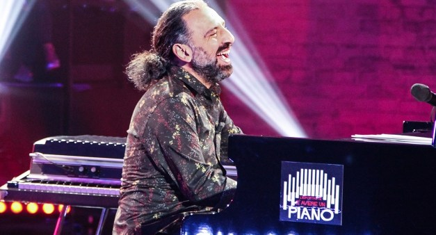 stefano Bollani alla Cadogan Hall