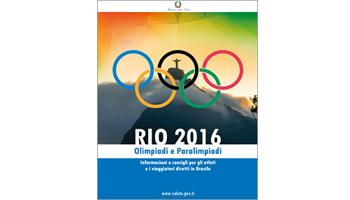 Rio 2016, olimpiadi e paralimpiadi