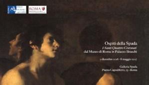 Ospiti della Spada – I Santi Quattro Coronati dal Museo di Roma in Palazzo Braschi