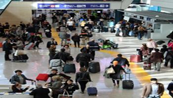 In archivio i voli per passeggeri in volo nella UE