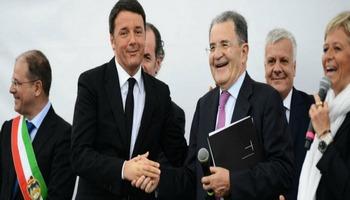 Referendum: dopo Benigni anche Prodi ha fatto l'uovo