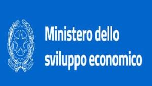 Logo Ministero dello Sviluppo Economico - Cattura - www-ministerosviluppoeconomico-gov-it - 350X200