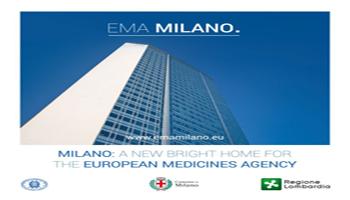 Candidatura di Milano ad ospitare l'Agenzia europea dei medicinali (EMA)