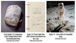 SOTHEBY'S: SPACE EXPLORATION