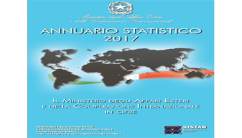 Pubblicazioni dell'Annuario Statistico
