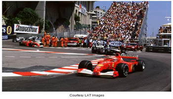 Sotheby's to offer Michael Schumacher's Grand Prix Wining Ferrari in Contemporary Art Evening Auction