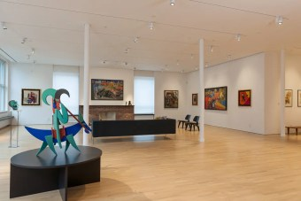 CIMA main gallery by WS
