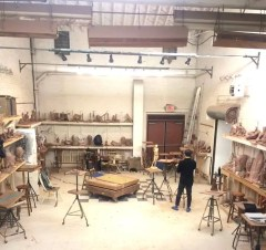 Sculpture Studio At NYSS