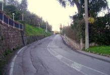 Incidente a Sorrento in via Nastro Verde