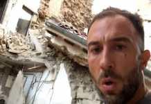 """Terremoto oggi, selfie tra le macerie e """"fuoriluogo"""" di Simone Coccia Colaiuta"""