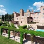 Castello di Monterone, hotel de charme près de Pérouse en Ombrie