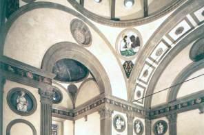 De Pazzi-kapel in Florence: de vier evangelisten in de Italiaanse kunst