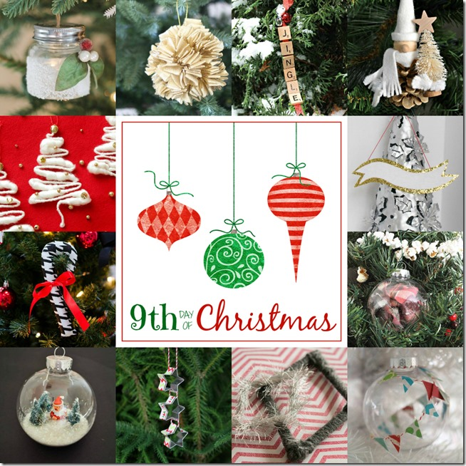 christmas-ornament-crafts Day 9 1000 x 1000