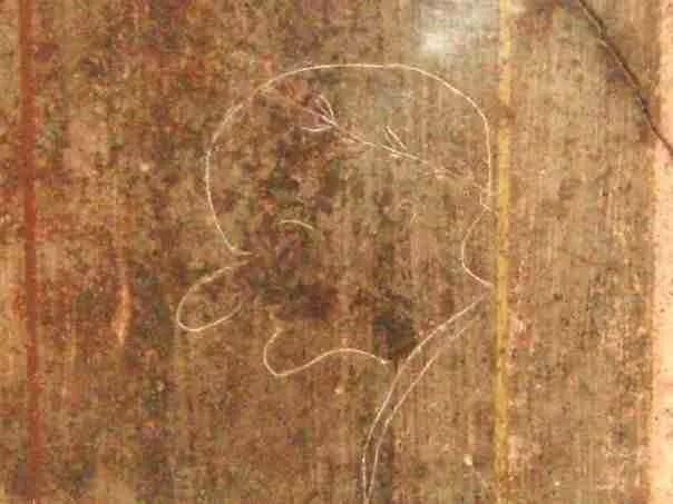 Pompeii Caricature