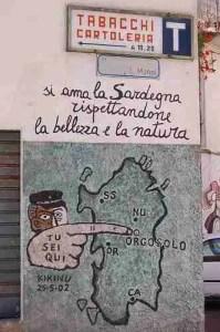 Orgosolo Sardinia Murals