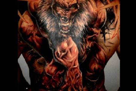 beast tattoo designs