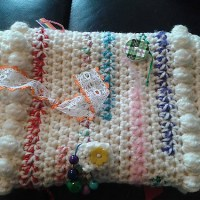 Craft for a Cause:   Twiddlemuffs for Sensory Disorders