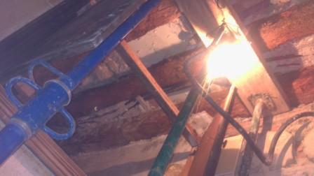 reparacion de forjados de madera