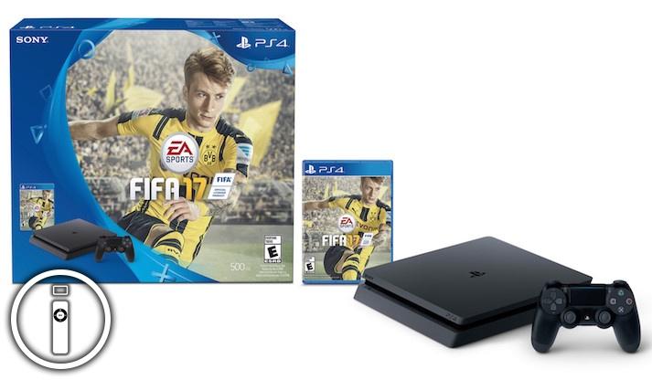 FIFA 17 e PS4 Slim a soli €29 in offerta? [AGGIORNAMENTO]