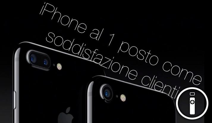 Apple miglior produttrice negli USA