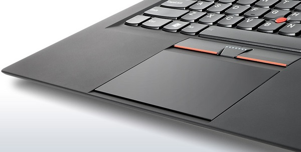 Lenovo ThinkPad X1 Carbon Touch Optimized for Windows 8 touchpad