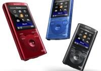 Sony E380 Walkman pmp